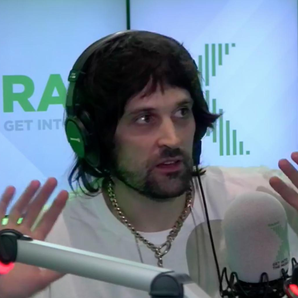 Serge Pizzorno Kasabian on Radio X