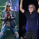 Guns N'Roses The Who 2017