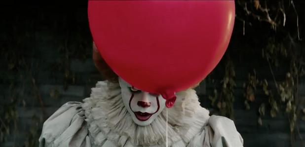 Wallpaper It Clown Bill Skarsgard Horror 2017 Hd: Watch The Creepy Second Trailer For IT