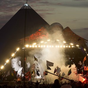 Glastonbury Pyramid Stage live