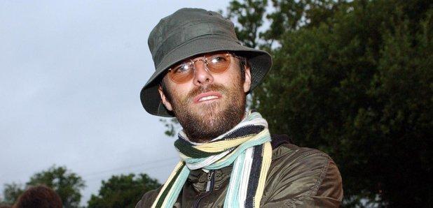 Liam Gallagher Glastonbury 2004