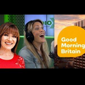 Pippa's Good Morning Britain Prank