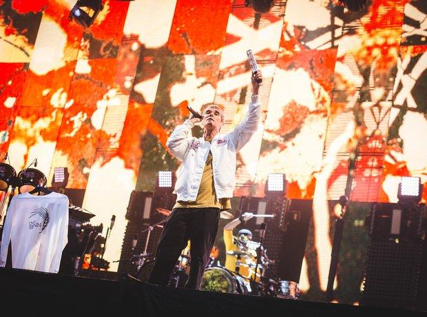 The Stone Roses Glasgow Hampden Park 17 June 2017