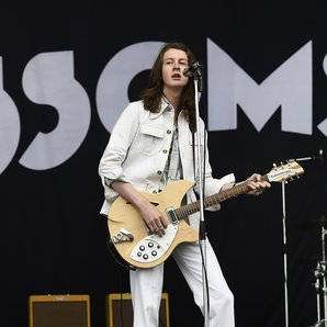 Blossoms' Tom Ogden at TRNSMT Festival 2017