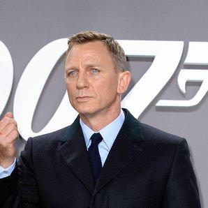 Daniel Craig James Bond German premiere 2015