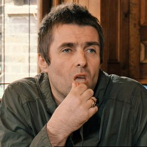 Liam Gallagher meets Chris Moyles