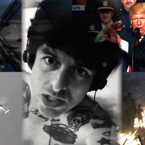 Green Day Troubled Times Video Charlottesville