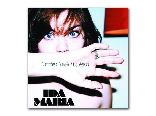 Ida Maria - Fortress Round My Heart album cover
