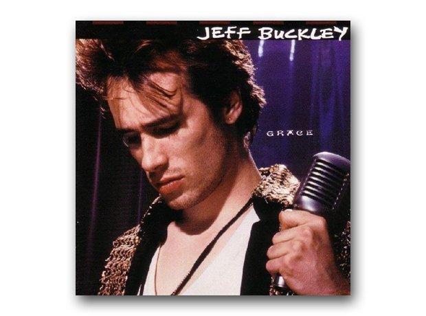 Jeff Buckley - Grace album cover