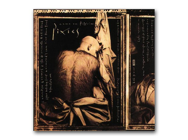 Pixies - Come On Pilgrim  album cover