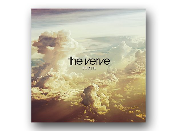 The Verve - Forth album cover