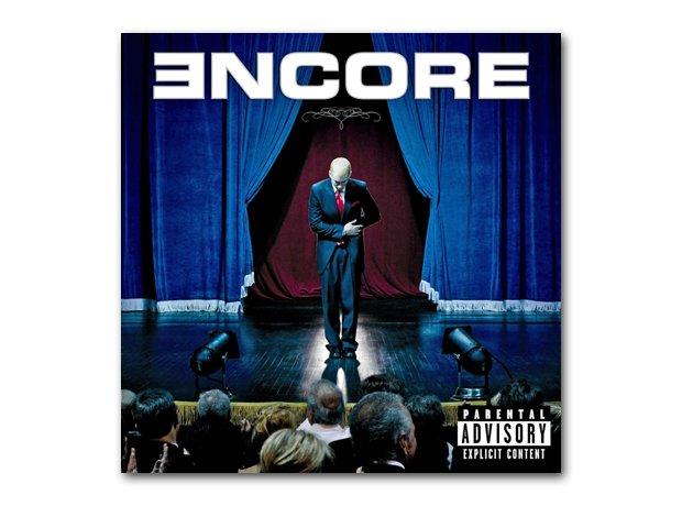 Eminem - Encore album cover