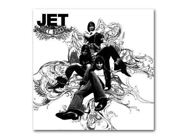Jet - Get Born album cover