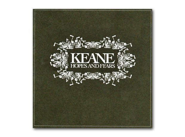 Keane - Hopes And Fears album cover