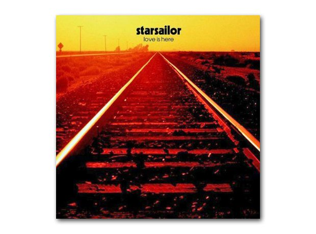 Starsailor - Love Is Here album cover